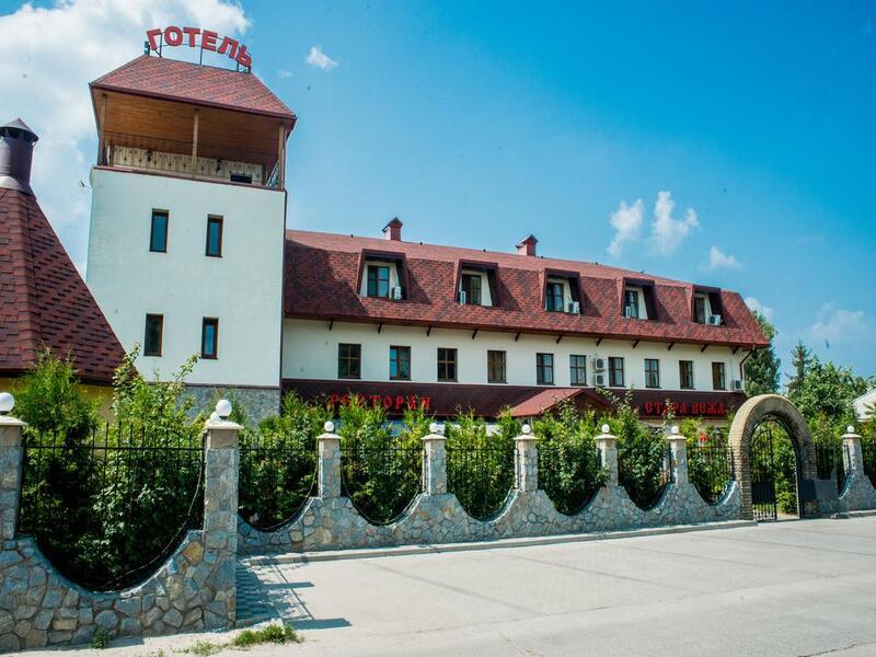 """отель Отель """"Стара Вежа"""""""
