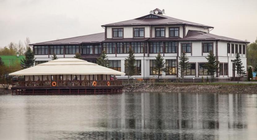 готель Olympic Village