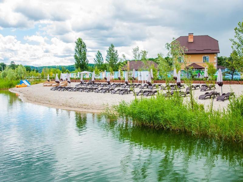 """Загородный комплекс для отдыха и спорта """"Olympic Village"""""""