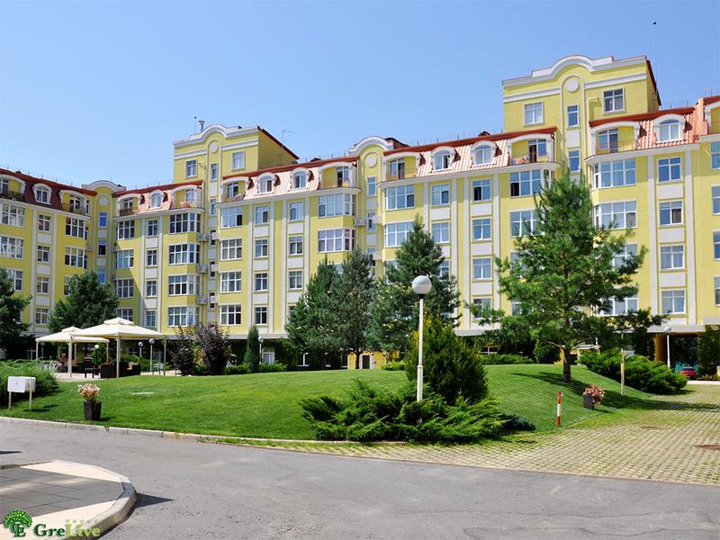 """отель Отель """"GreLive"""""""