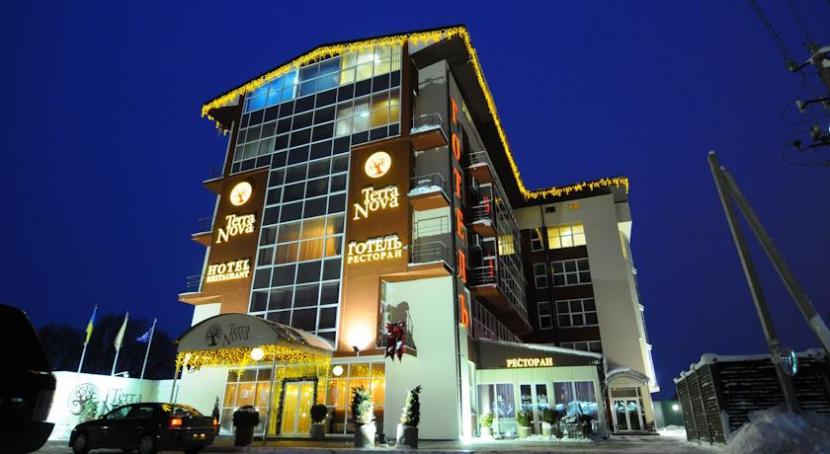 готель Terra Nova