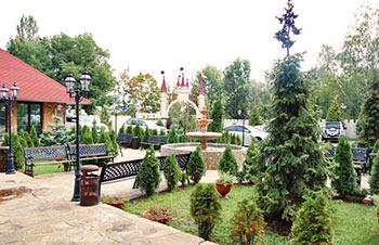 готель Вишеград