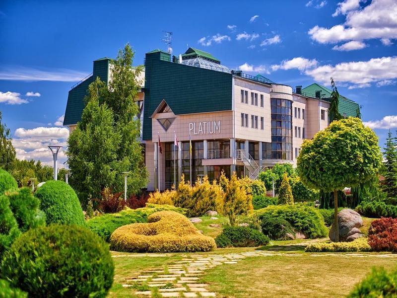 """Готельно-ресторанний комплекс """"Platium Spa & Resort"""""""