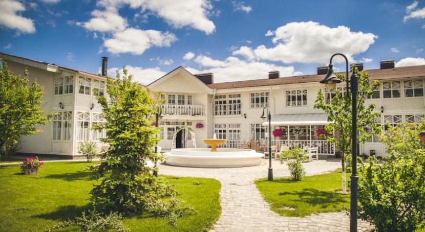 готель Бабусин Сад