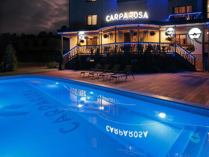 """готель Готель """"Carparosa"""""""