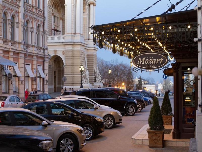 """готель Готель """"Моцарт"""""""