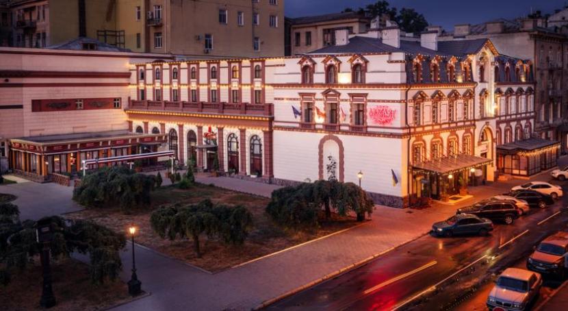 готель Моцарт