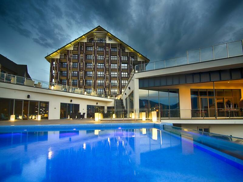 "отель Отель ""F&B Spa Resort"""