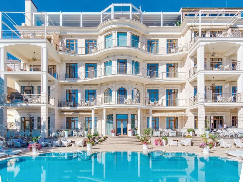 "готель Бутік-готель ""Panorama De Luxe"""