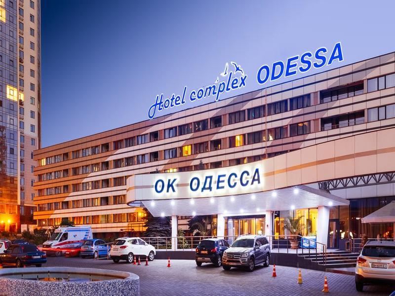 """готель Готельний комплекс """"Одеса"""""""