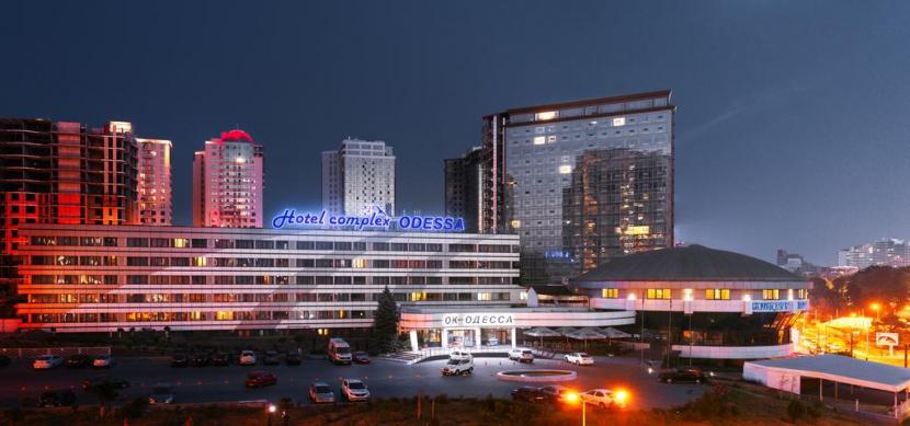 готель ОК Одеса
