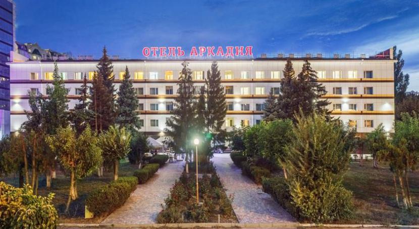 готель Аркадія