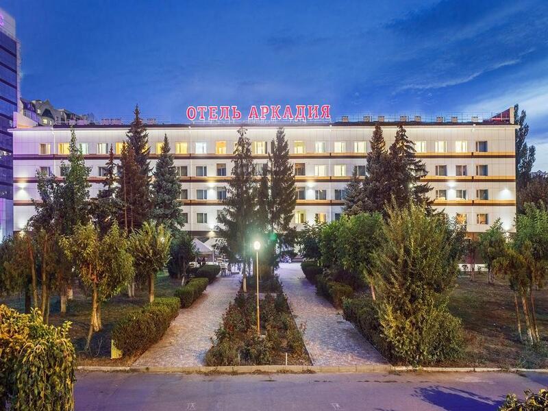 """готель Готель """"Аркадія"""""""
