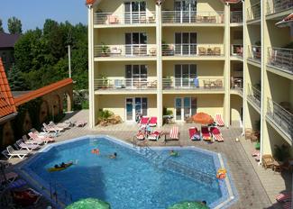 готель Затишний