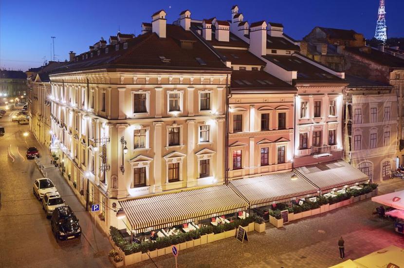 готель Leopolis