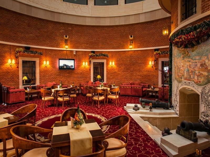 """Отель """"Citadel Inn"""" Hotel & Resort"""