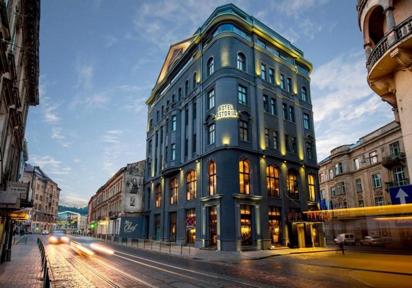 готель Astoria Hotel