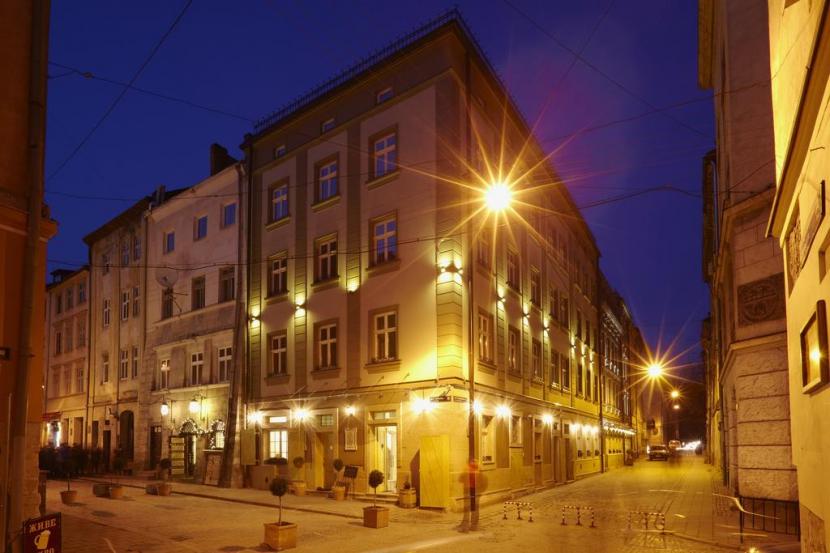 готель Вінтаж Бутік Готель