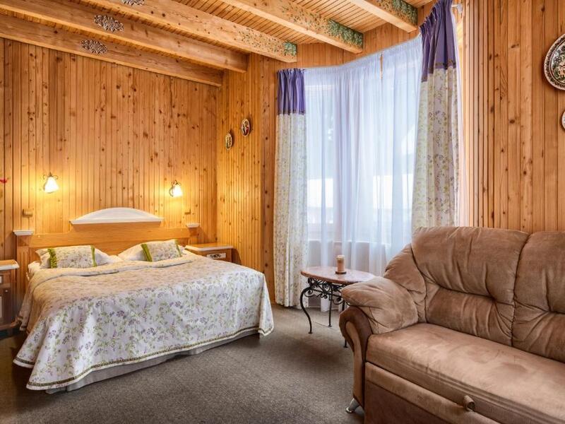 """Отель """"Лаванда Country Club"""""""