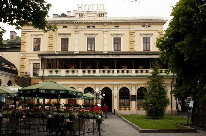 готель Відень
