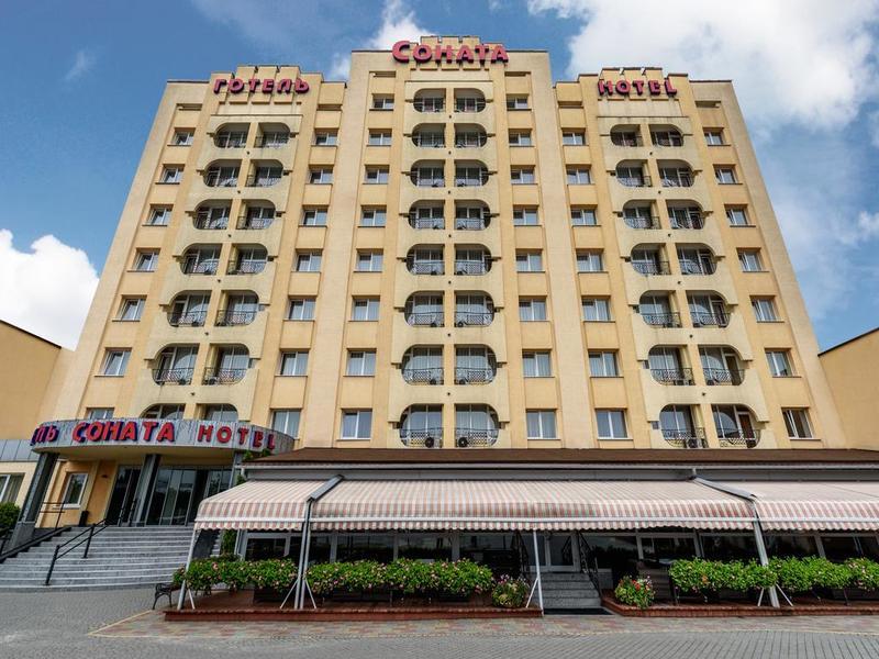 """готель Готельно-ресторанний комплекс """"Sonata"""""""