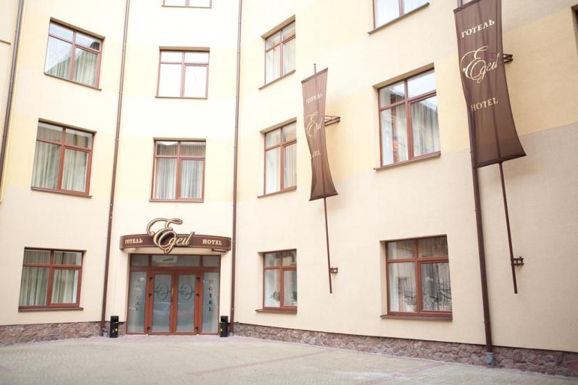 готель Едем Львів