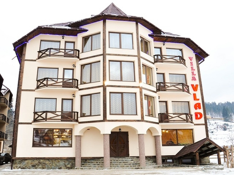 готель Villa Vlad