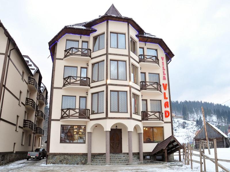 готель Вілла Влад