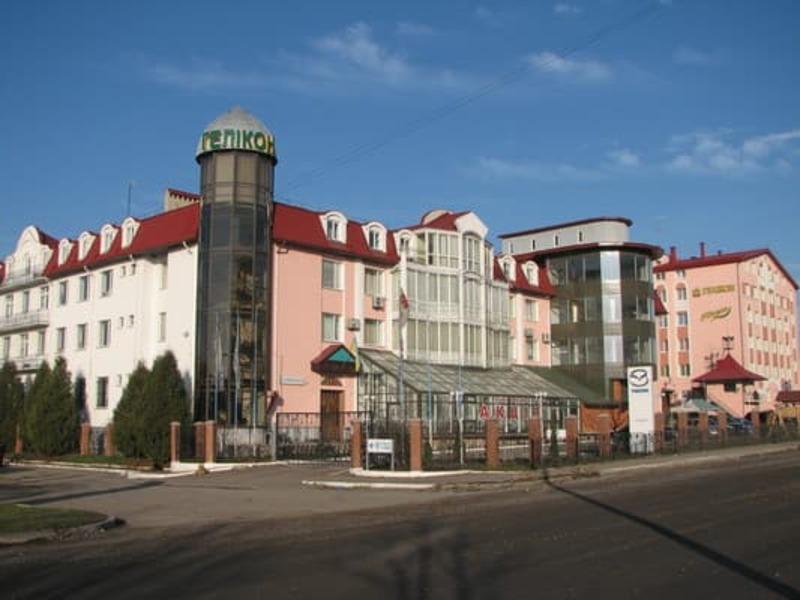 """готель Готель """"Гелікон"""""""