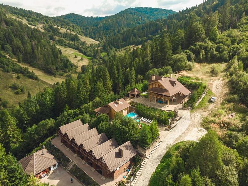 """готель Villa """"Alpiyka"""""""