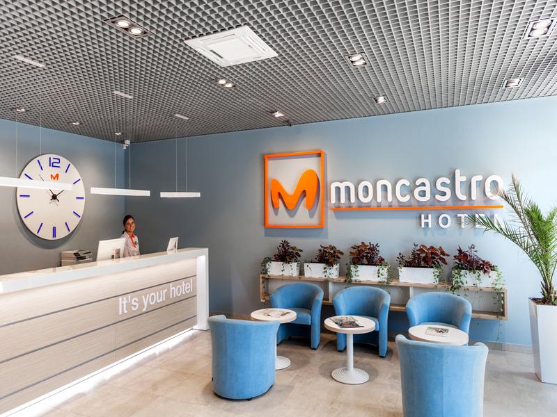 """готель Готель """"Moncastro"""""""