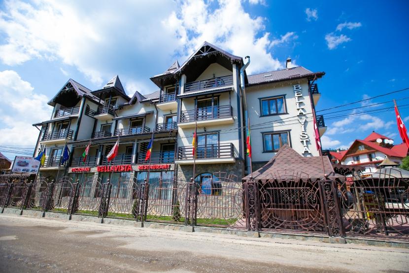 готель Вілла Bella Vista