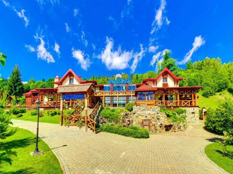 """готель Готель """"Слов`янка"""""""