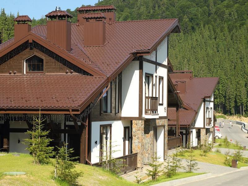 "готель Шале ""Bukovel Residence"""