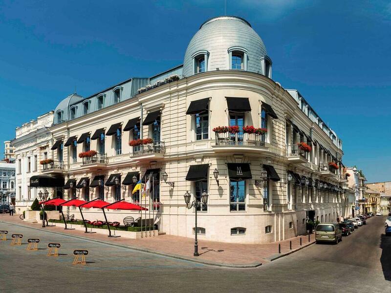 готель Hotel de Paris Odessa MGallery by Sofitel