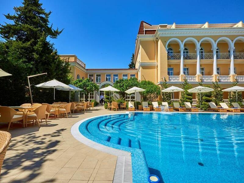 """готель Курортний комплекс """"Palac Del Mar"""""""