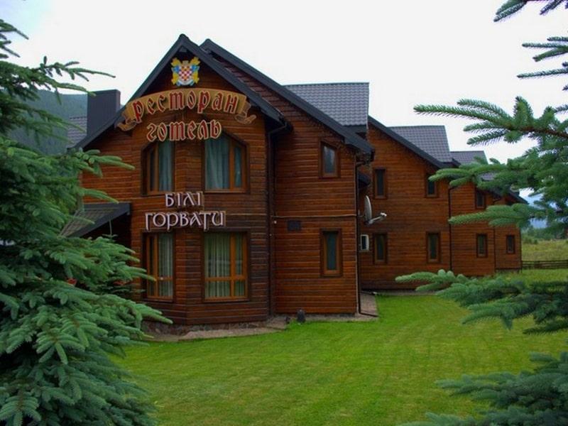 """готель Туристичний комплекс """"Білі Горвати"""""""