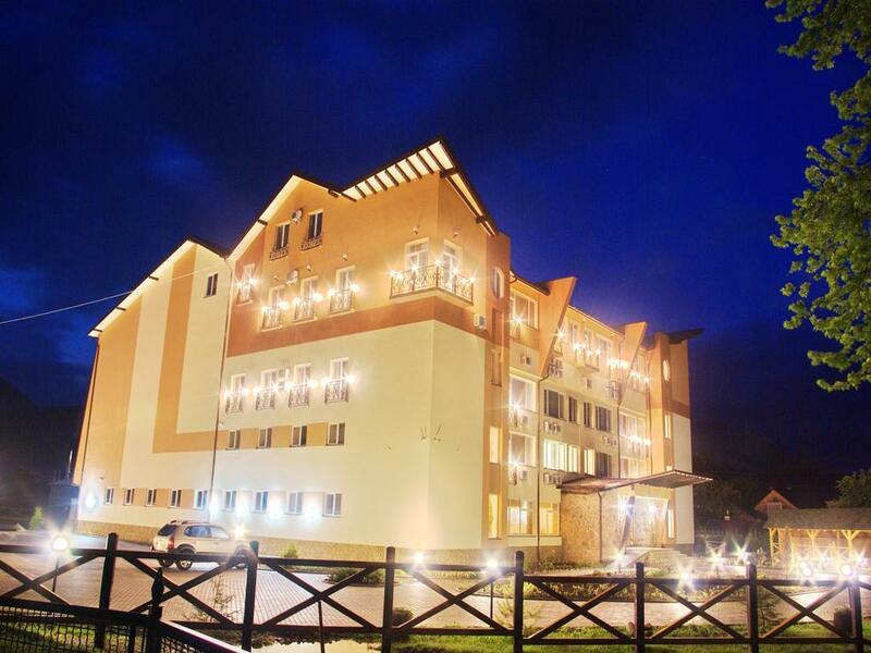 """готель СПА-Готель """"Жива вода"""""""