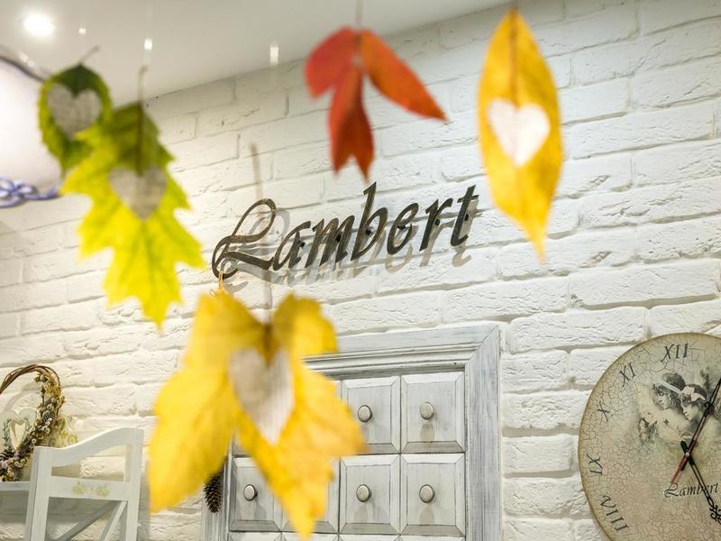 """готель Родинний маєток """"Ламберт"""""""