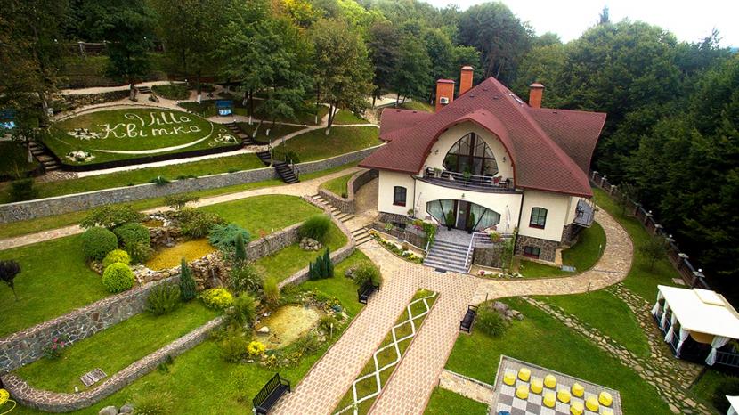 готель Villa «Квітка»