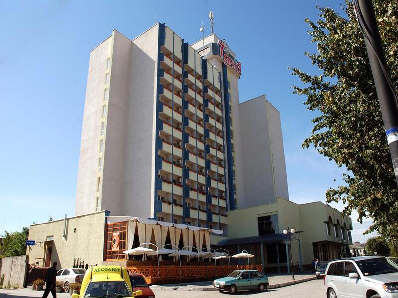 отель Отель 7 дней Каменец-Подольский