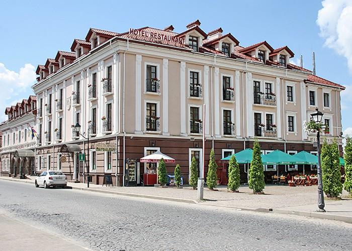 готель Reikartz Камянець-Подільський
