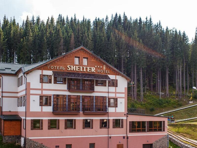 """готель Готель """"Шелтер"""""""