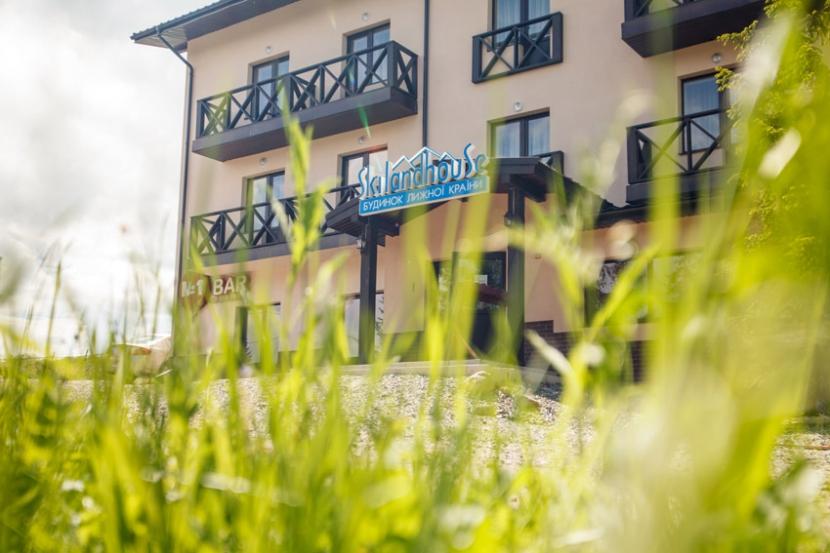 готель Skilandhouse Яблуниця