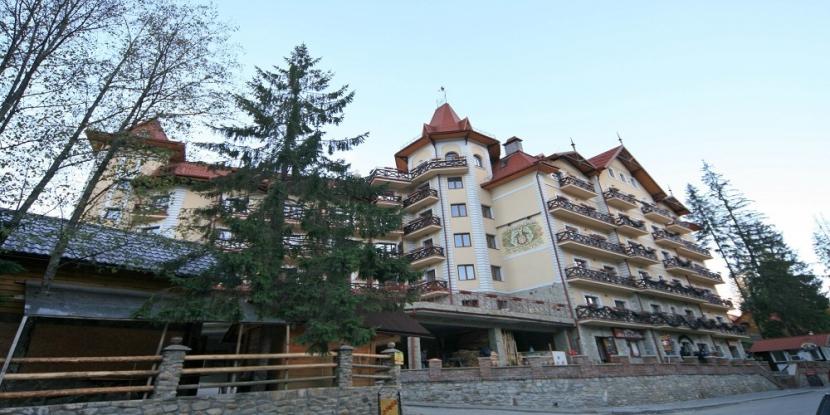 готель Патковський