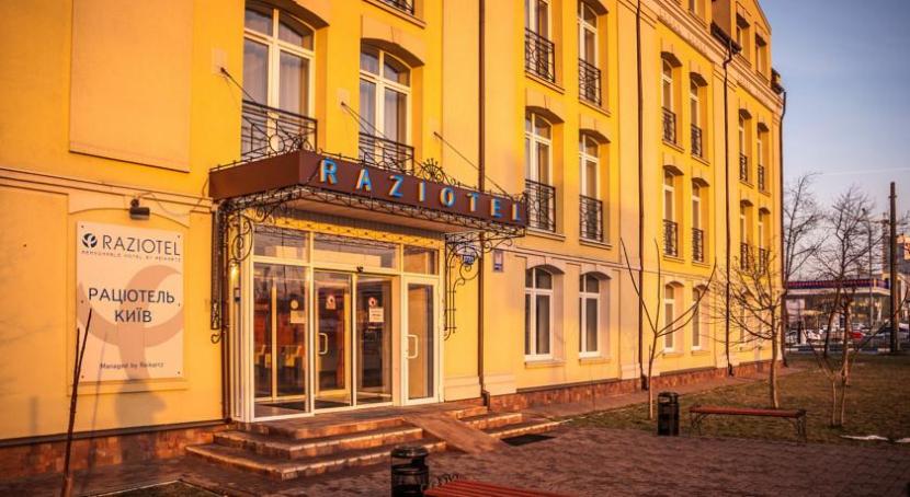 готель Raziotel Київ