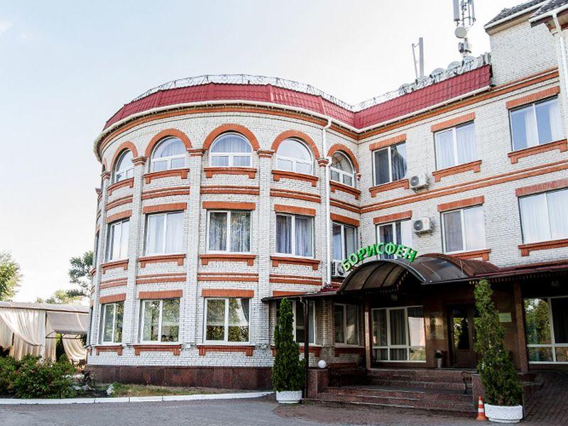 """готель Готель """"VitaPark Борисфен"""""""