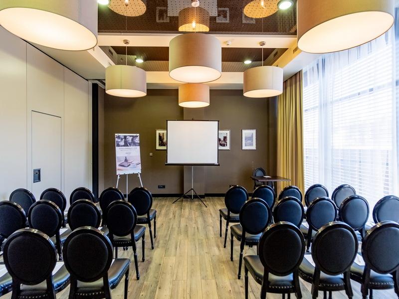 "Отель ""Mercure Kyiv Congress"""