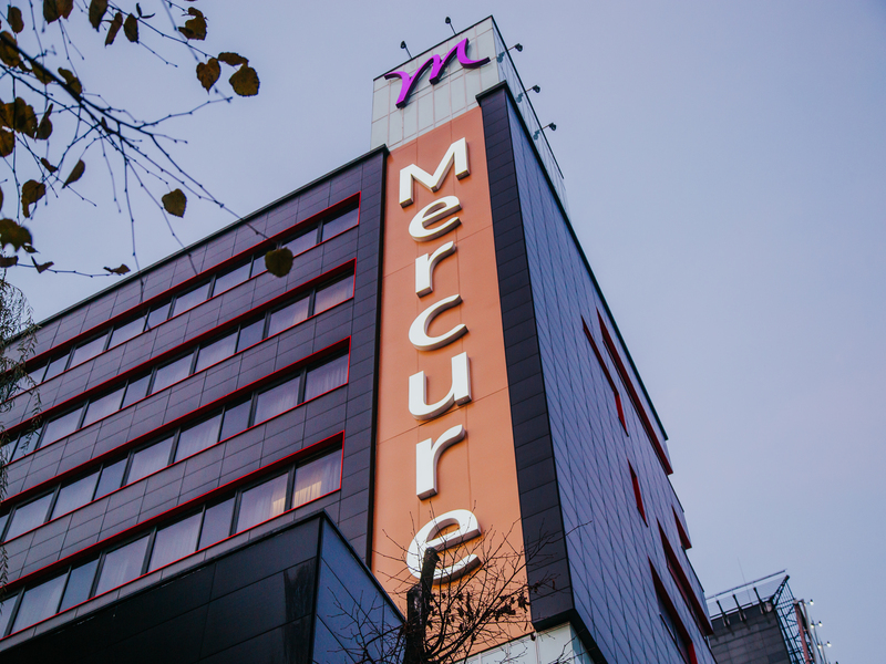 "готель Готель ""Mercure Kyiv Congress"""