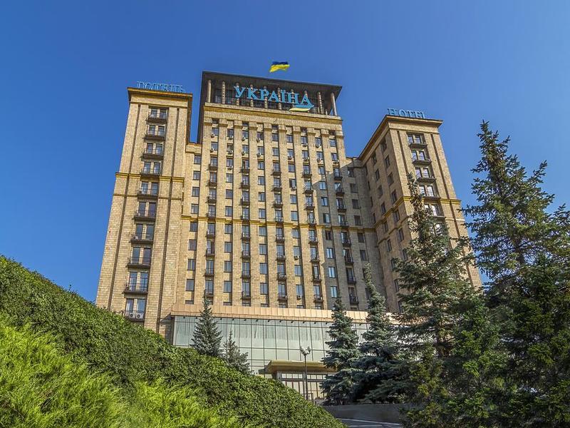 """готель Готель """"Україна"""""""